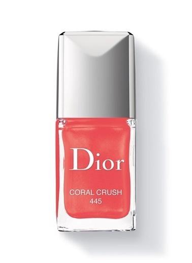 Dior Dior Coral Crush 445 Oje Renksiz